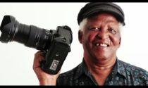 Veteran photographer Dr Peter Magubane won the 2015 Nat Nakasa award.